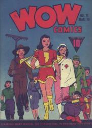 Wow Comics 11 (mars 1943)