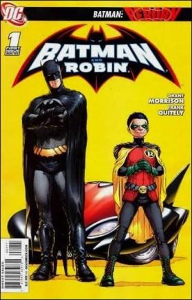 Batman and Robin 1 (août 2009)