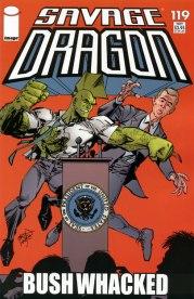 Savage Dragon 119 (novembre 2004)