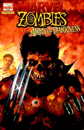 Marvel Zombies Vs. Army of Darkness 5 (septembre 2007)