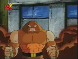 Le Fléau (X-Men the animated series, 1992)